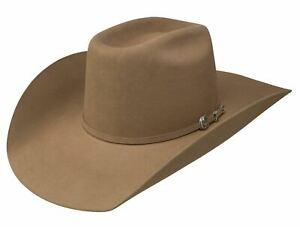 Resistol Cody Johnson 6X Sahara Tan Felt Cowboy Hat
