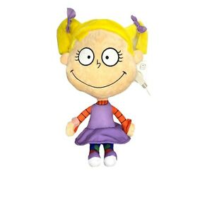 Nickelodeon Viacom Rugrats Angelica Pickles Plush Toy Figure 2018