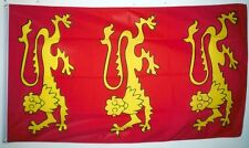 KING RICHARD THE 1st first I The Lionheart FLAG 5X3 Historical flags ENGLAND
