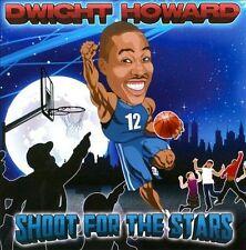 Shoot for the Stars Dwight Howard CD Oct 2010 Razor & Tie NEW Sealed Magic
