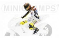 MINICHAMPS 312 030186 Valentino Rossi riding figure MotoGP Valencia 2003 1:12th
