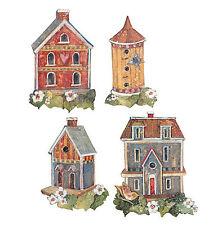 Bird House 25 Birdhouses Wallies Wallpaper Art Cutouts Sticker Decorations Decal
