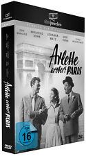 Arlette erobert Paris - Johanna Matz,Karlheinz Böhm,Gert Fröbe - Filmjuwelen DVD