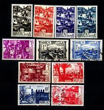 MAROCCO - MOROCCO - 1947-1949 - Città