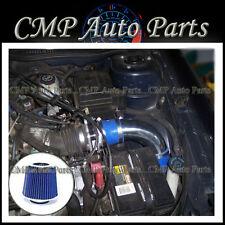 BLUE AIR INTAKE KIT FIT 1999-2005 OLDSMOBILE ALERO PONTIAC GRAND AM 3.4L ENGINE