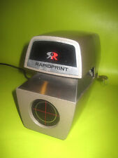 Rapidprint AN-E Sequentia Numbering Stamp