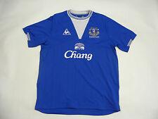 * Shirt Everton 2009 / 2010 Home Football Jersey