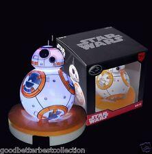 Star Wars BB8 Action Figure Table Lamp LED Lights Quiet sleep Night Light