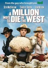 a Million Ways to Die in The West DVD 2014 EAN 5053083006785 Cert 15 Liam Neeson