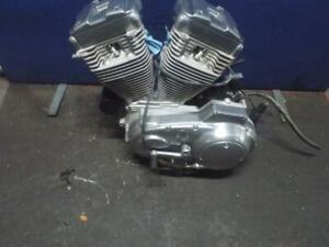Harley Davidson Evo Sportster XL883 2000-On 5 Speed Belt Driven Engine