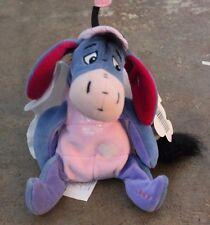 "Disney Store Lovebug Eeyore 9"" Mini Bean Bag NEW W/TAGS (SA1-9)"