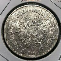 Hungary MAGYAR 10 forint  1983-1985-1989 25mm brass coin km636 1pcs