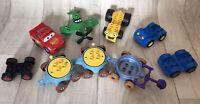 Lego Duplo Disney Cars Vehicles X9 Great Gift Toy Plane Train Play Toddler Fun