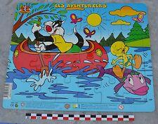 Puzzle Titi et Grominet, Looney Tunes, Les Aventuriers, 24 pièces, complet