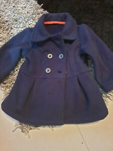 Baby girl's stylish winter coat 3-6 months by m&s