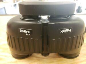 STEINER rallye   10 x 50  binoculars  made in Germany  Good condition
