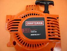 Remington Chainsaw Starter Assembly 953-08270 fits Craftsman 41AAY469S799 BLACK