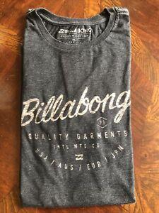 Billabong T Shirt XL Dark Grey