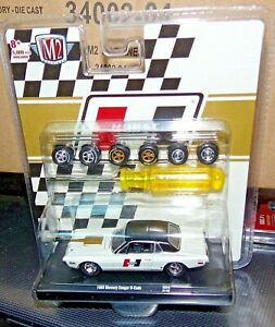 M2 MACHINES Auto-Wheels O' REILLY'S 04 EXCLUSIVE 1968 Mercury Cougar hurst