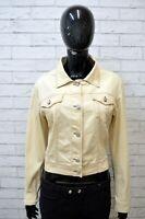 CERRUTI  Donna Giacca Taglia M Jacket Women's Casual Cappotto Cotone Poliestere