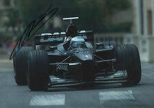 Mika Salo Autogramm signed 20x30 cm Bild