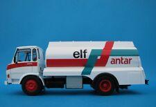 n° 37  BERLIET KB 770  camion Citerne ELF ANTAR   CAMIONS D'AUTREFOIS 1/43 Neuf