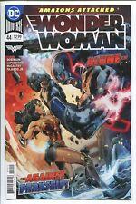 WONDER WOMAN #44 - CARLO PAGULAYAN MAIN COVER - DC COMICS/2018