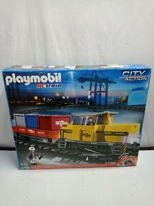 Playmobil Eisenbahn 5258 + OVP
