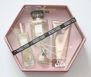 Victoria's Secret Love Luxury Fragrance Gift Set