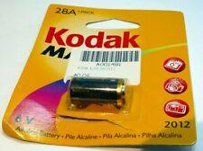 Kodak 4LR44 28A 6V Max Super Alcalino Batteria Fotocamera Foto 2012 AE-1