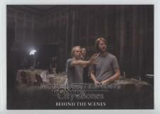 2013 Leaf The Mortal Instruments: City of Bones Behind the Scenes BHS-6 Card 0a1