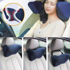 1PC Car Seat Headrest Pillow Pad Memory Foam Travel Neck Rest Support Cushion