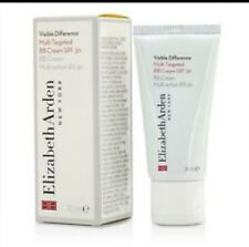 ELIZABETH ARDEN VISIBLE DIFFERENCE MULTI-TARGETED BB CREAM SPF 30 shade 02 /NIB