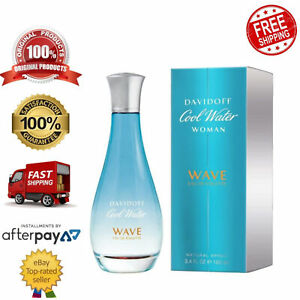Davidoff Cool Water Wave for Women Floral Aquatic Valley Base EDT 100ml