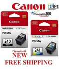 2-PACK Black/Color Ink Cartridges for Canon PIXMA MG3620 Printer *GENUINE* NEW!!