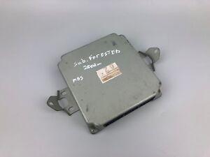 02 Subaru Forester Engine Control Computer Module ECU Unit 22611 AG320