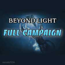Beyond Light Full Campaign  Ps4 - Xbox