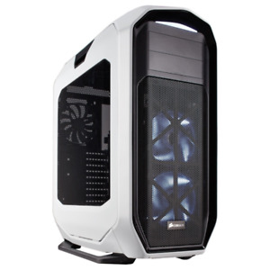 NEW Corsair Graphite 780T White Full Gaming Tower Case w/Side Panel Window CC-90