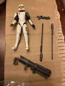 """Star Wars 1//6 Captain Rex Phase 2 v1 Clone Trooper Helmet for Custom 12/"""" Figure"""