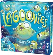 Lagoonies The Undersea Search Game for ages 5+ Kosmos 697648- NEW- US Seller
