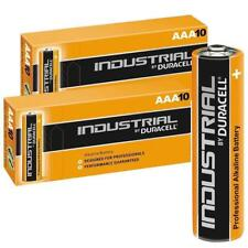 20 Duracell Industrial AAA Alkaline Batteries Replaces Procell MN1500 1.5V LR03