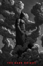 Boris Pelcer Batman Dark Knight VARIANT Print Mondo Artist