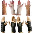 Hand Wrist Brace Support Carpal Tunnel Splint Fractures Right Left S M L XL NHS