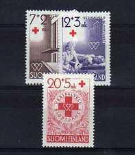 FINLANDE Yvert n° 375/377 neuf sans charnière
