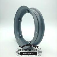 Cerchio in ferro Grigio 3.50 10 Vespa 50 special,elestar, 125, 150, ET3, PX, PK