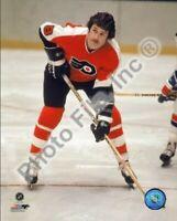 "Dave Schultz Philadelphia Flyers NHL Action Photo (8"" x 10"")"