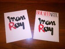 """Bolaffiarte - Man Ray """"R"""" - riproduzione fotolitografica"""