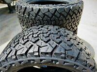 2 Tires Venom Power Terra Hunter X/T LT 285/75R16 Load E 10 Ply A/T All Terrain