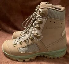 Mens Lowa Elite Desert Hiking Boots Quality Made in Germany Size 8.0 NEW