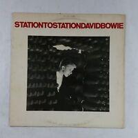 DAVID BOWIE Station To Station APL11327 Az LP Vinyl VG+ Cover VG+ Sleeve